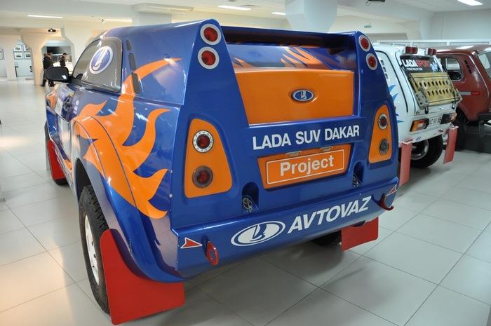 музей концепт каров автоваза